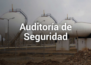 Auditoria de tanques